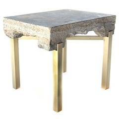 Early 19th Century Washing Stone Table