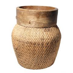 Vintage Fish Basket