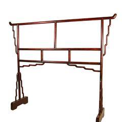 19th Century Chinese Garment Rack