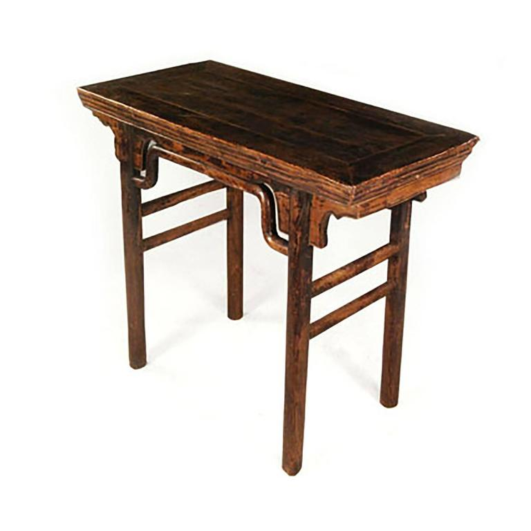 The Provincial Elegant Design Of This Table Is Inspired By Earlier Classic Ming Dynasty