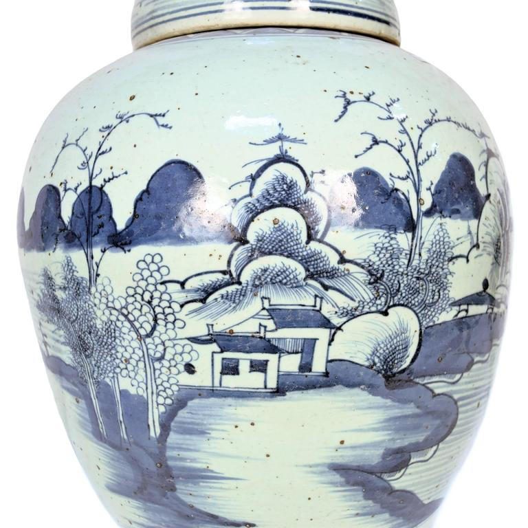 Chinese Tea Drinking Jar