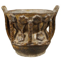 Chinese Ceramic Incense Bowl