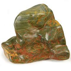 Chinese Fugui Meditation Stone