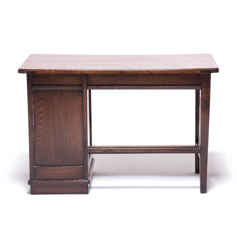 Chinese Petite Seven-Drawer Desk For Sale 2