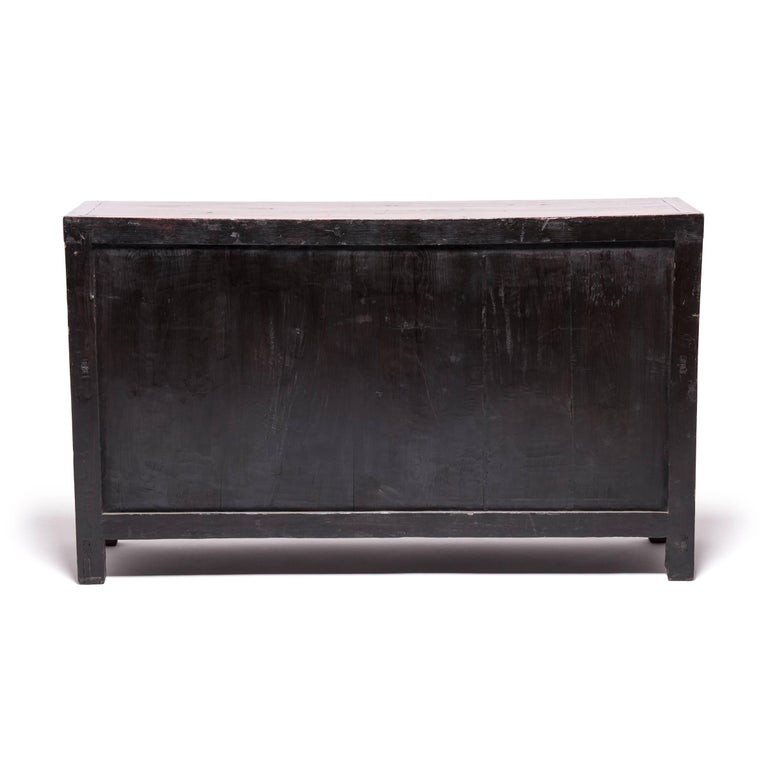 Chinese Square Corner Chest 9
