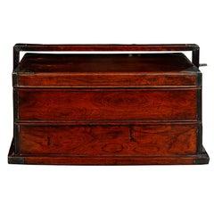 Chinese Huanghuali Picnic Box