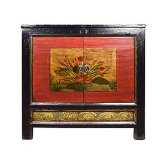 Mongolian Lotus Chest