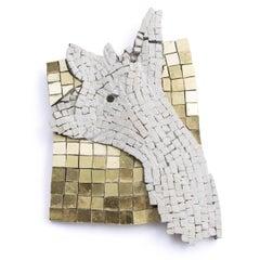"""""""Broken Hearts 7"""" Mosaic by Toyoharu Kii"""
