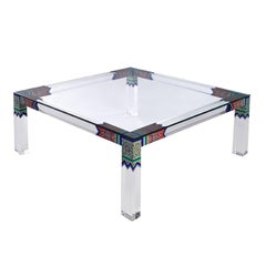 Summer Palace Low Table by July Zhou
