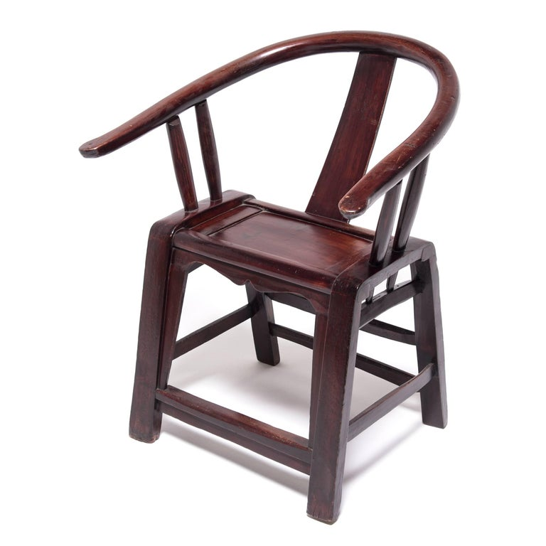 Chinese provincial roundback chair for sale at 1stdibs for Asian chairs for sale