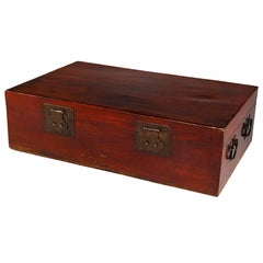 Chinese Low Twin Attendants Trunk
