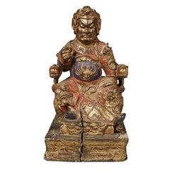 Chinese Buddhist Guardian Deity