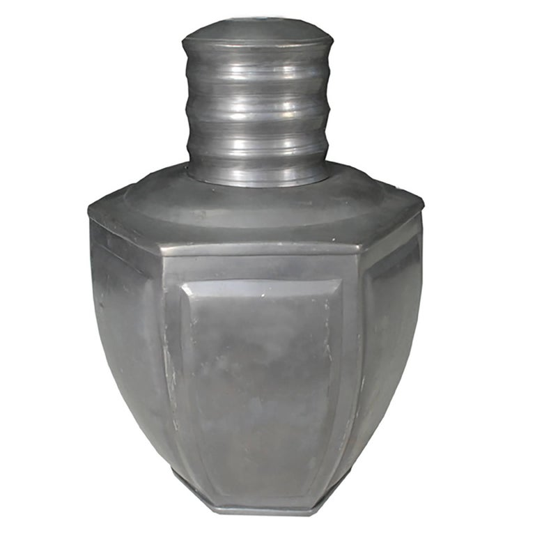 Chinese Tea Leaf Canister