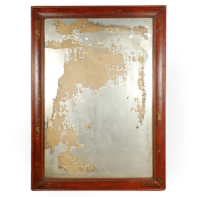 Mid-20th Century Chinese Framed Advertisement Poster For Sale