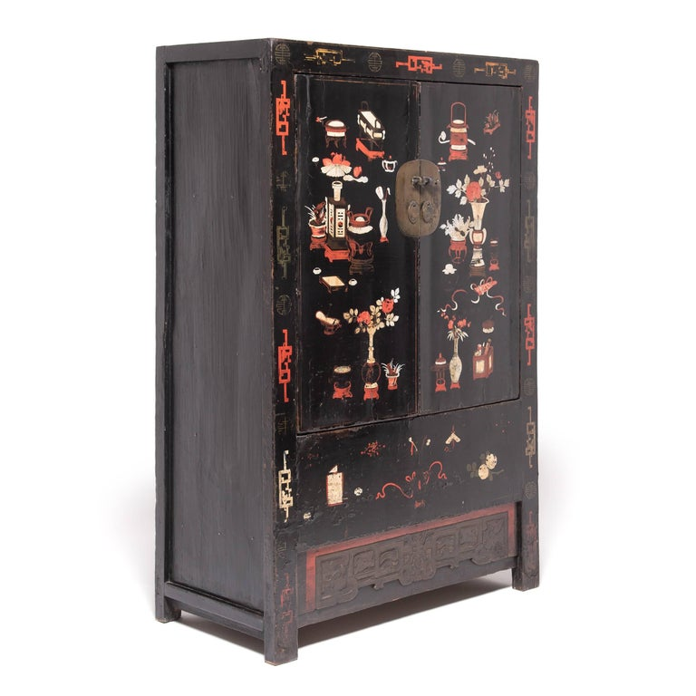 19th Century Chinese Scholars' Cabinet For Sale 1