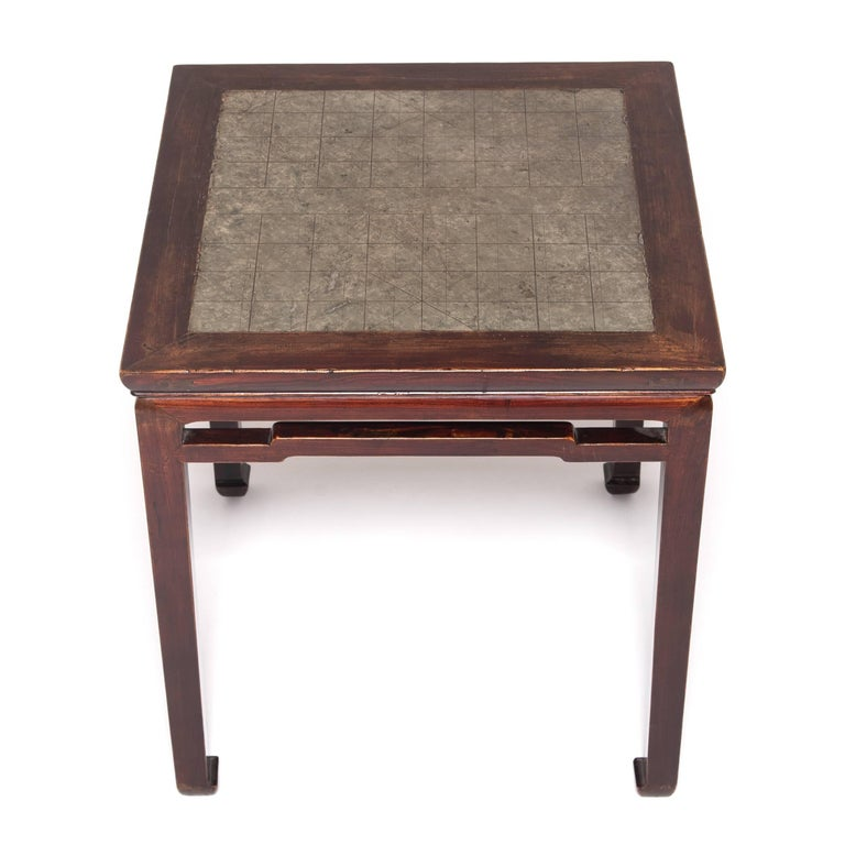 19th Century Chinese Weiqi Table In Good Condition For Sale In Chicago, IL