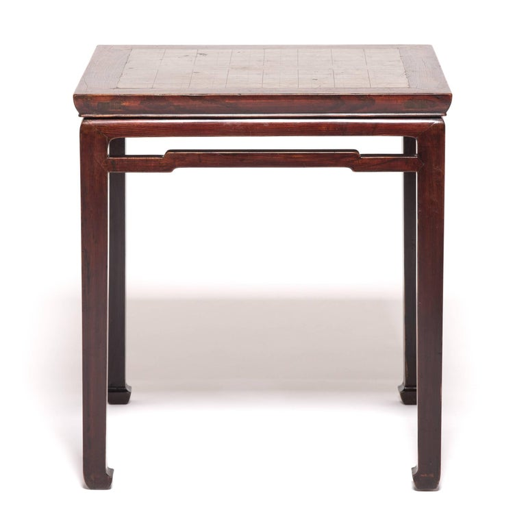 Qing 19th Century Chinese Weiqi Table For Sale