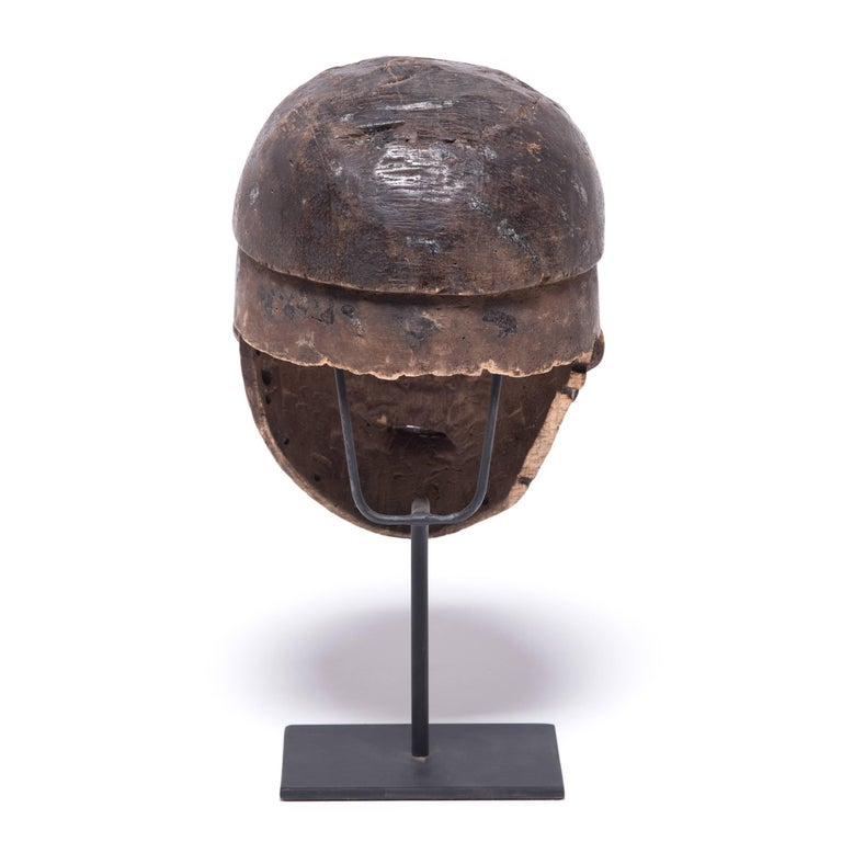 Congolese Kongo Funeral Mask For Sale