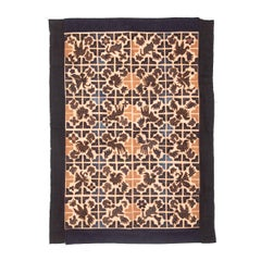 Appliquéd Chinese Minority Textile
