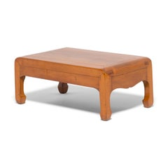 19th Century Chinese Low Table Stand