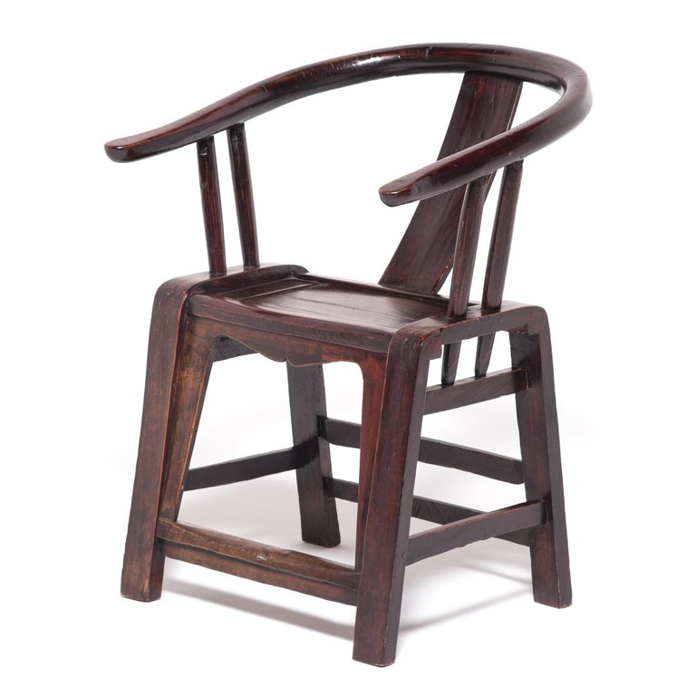 Prior to the 10th century, Chinese society eschewed raised seats in favour of mats. Upon the rising popularity of chairs and other forms of elevated seating, craftsmen began adapting traditional cabinetry and architecture techniques to the human
