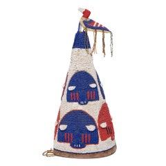 Fabric Tribal Art