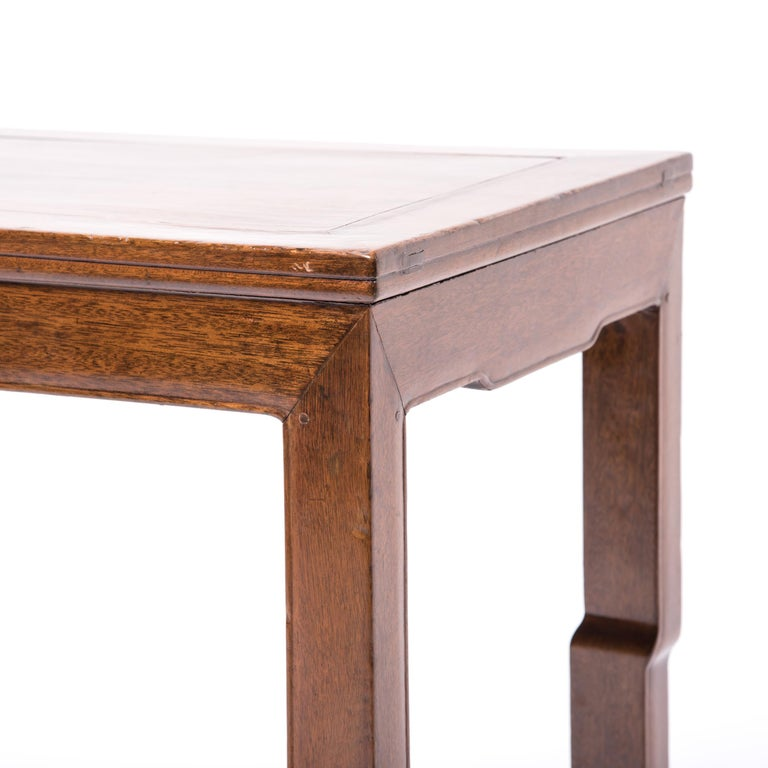 Chinese Rosewood Whiplash Table For Sale 1