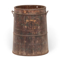 Provincial Chinese Water Barrel