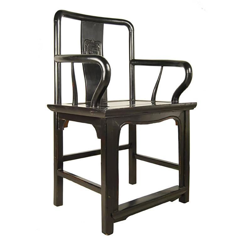 Chinese guanmaoyi chair for sale at 1stdibs for Asian chairs for sale