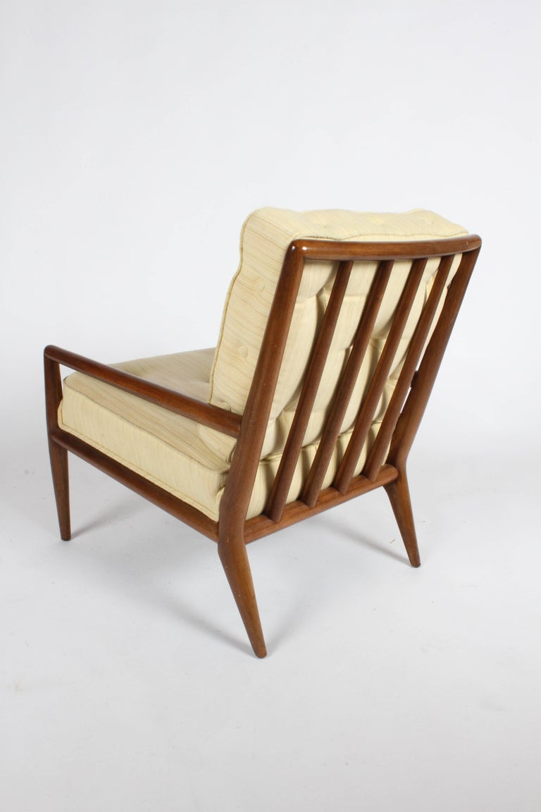 Mid-20th Century Pair of Classic T.H. Robsjohn-Gibbings for Widdicomb Lounge Chairs For Sale