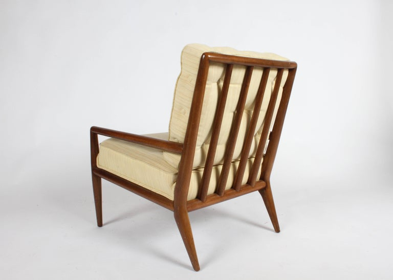 Mid-Century Modern Pair of Classic T.H. Robsjohn-Gibbings for Widdicomb Lounge Chairs For Sale
