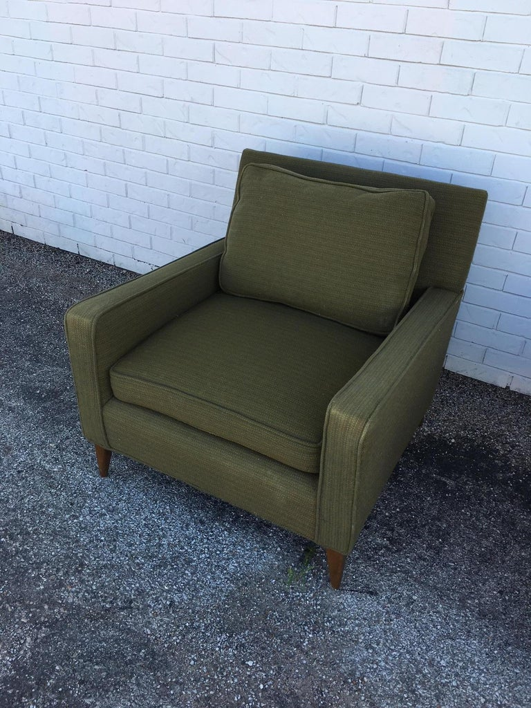 Paul McCobb for Planner Group Club or Lounge Chair For Sale 9