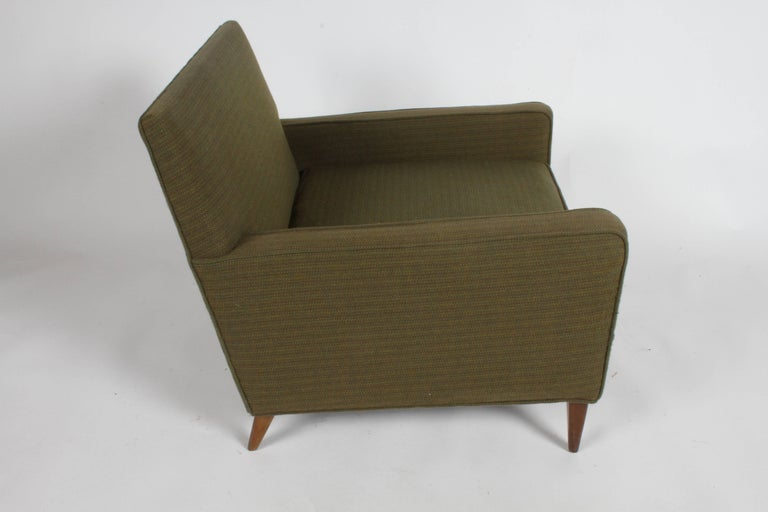 Paul McCobb for Planner Group Club or Lounge Chair For Sale 2