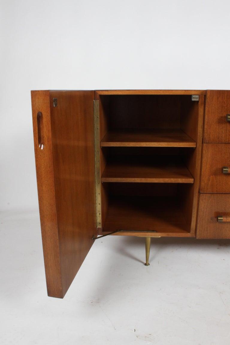 Rare T.H. Robsjohn-Gibbings for Widdicomb Sideboard For Sale 2