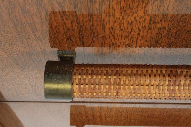 Rare T.H. Robsjohn-Gibbings for Widdicomb Sideboard For Sale 8