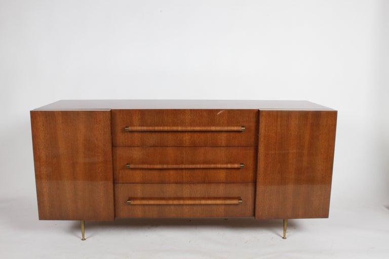 Rare T.H. Robsjohn-Gibbings for Widdicomb Sideboard For Sale 6
