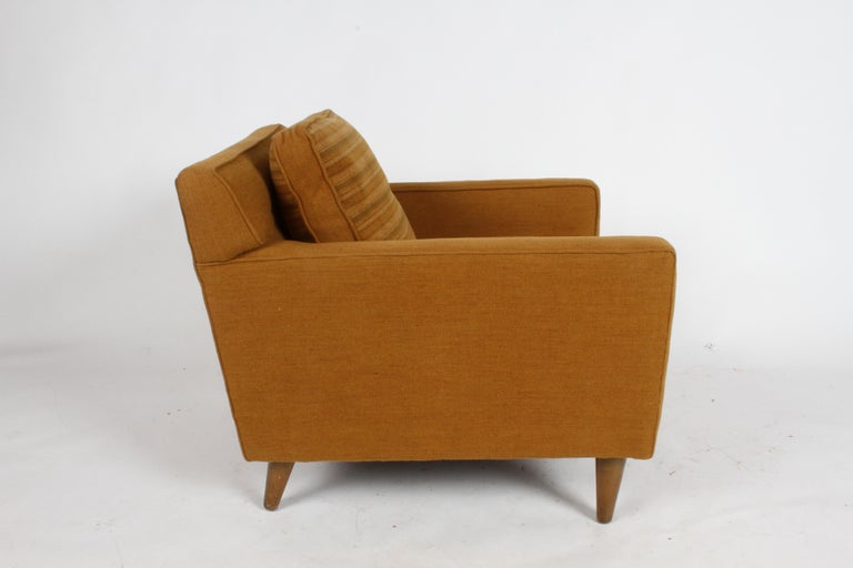 American Edward J. Wormley for Dunbar Club Chair For Sale