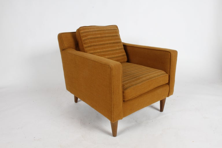 Edward J. Wormley for Dunbar Club Chair For Sale 1