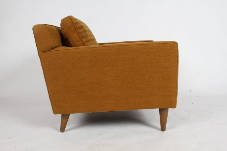 Edward J. Wormley for Dunbar Club Chair For Sale 4