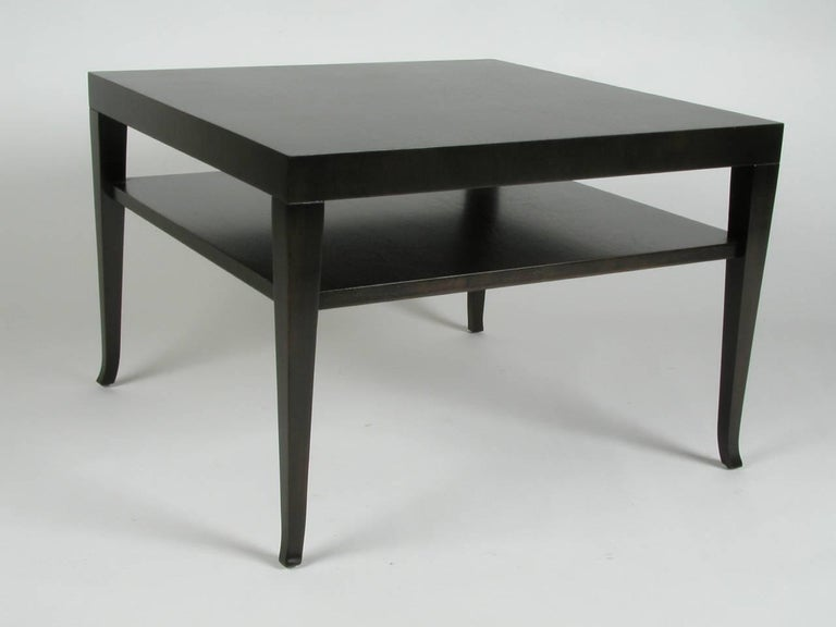 Mid-Century Modern T. H. Robsjohn-Gibbings for Widdicomb Side Table For Sale