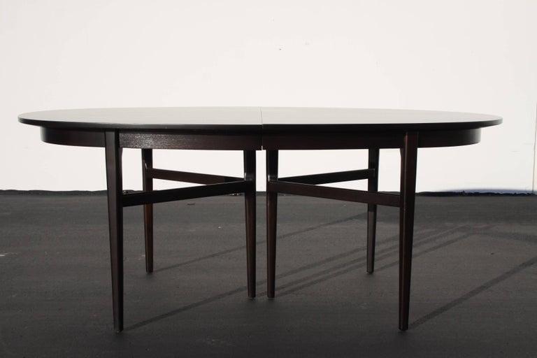Beautiful RomWeber Oval Mid-Century Dining Table 3