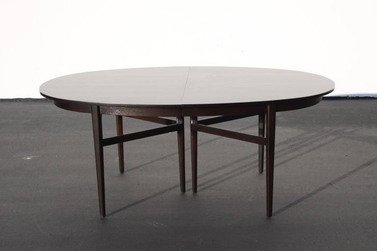 Beautiful RomWeber Oval Mid-Century Dining Table 4