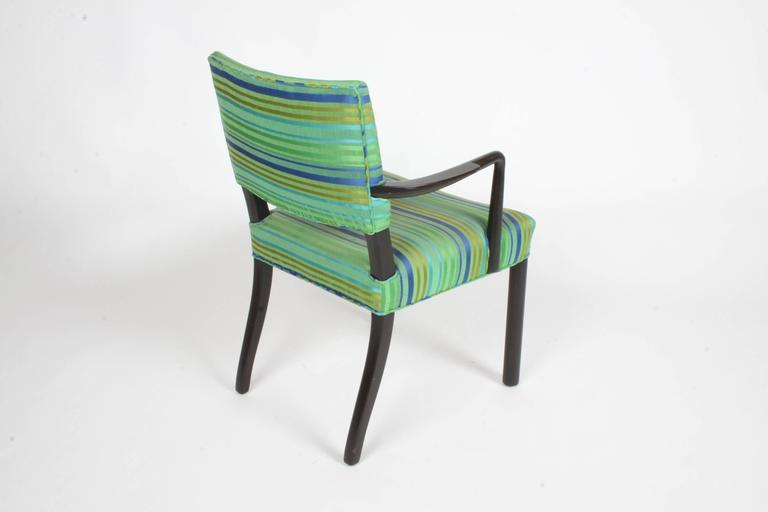 Mid-Century Modern Edward Wormley for Dunbar Single Dining or Desk Chair For Sale