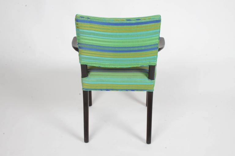 Edward Wormley for Dunbar Single Dining or Desk Chair In Excellent Condition For Sale In St. Louis, MO