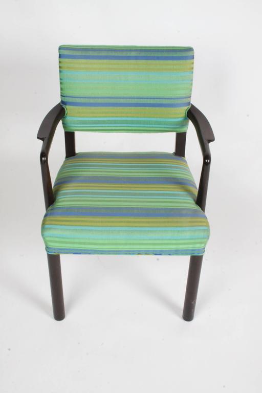 Mid-20th Century Edward Wormley for Dunbar Single Dining or Desk Chair For Sale