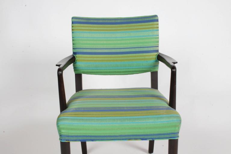 Edward Wormley for Dunbar Single Dining or Desk Chair For Sale 2