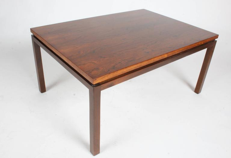 Harvey Probber Rosewood Coffee Table 4