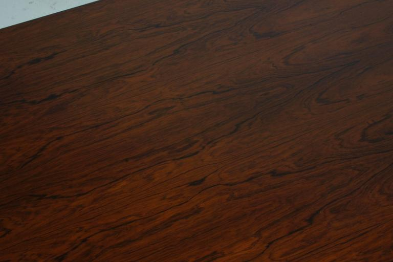 Harvey Probber Rosewood Coffee Table 5
