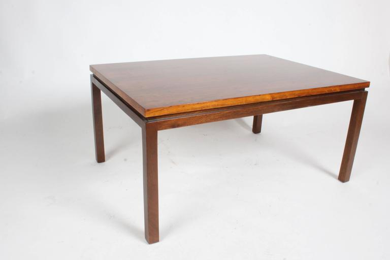 Harvey Probber Rosewood Coffee Table 8