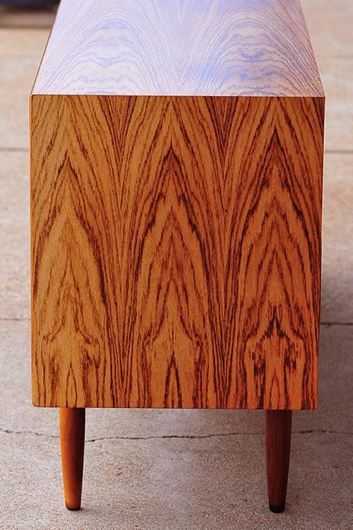 Mid-Century Modern Gunni Omann Rosewood Sideboard or Credenza, Danish Modern For Sale